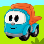 Download Leo the Truck and cars: Educational toys for kids 1.0.34 APK For Android