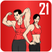 Download Lose Weight In 21 Days – Home Fitness Workout 2.0.1.0 APK For Android 2019