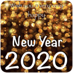 Download New Year 2020: Latest New Year wishes and quotes 1.1.0 APK For Android
