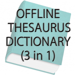 Download Offline Thesaurus Dictionary 6.1.0.0 APK For Android