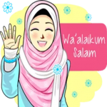 Download Stiker Hijab Cewek Cantik – WAStickerApps 1.3 APK For Android