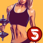 Download Yhit-5 Minute Workout 5.2.0.3.1 APK For Android