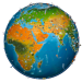 Download world map atlas 2019 2.9.9.1 APK For Android 2019