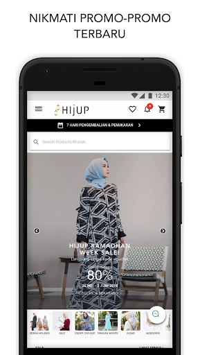 Download HIJUP:Modest Fashion Worldwide 6.8.0 APK For Android