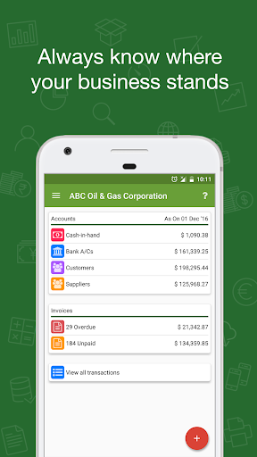 Book Keeper – Accounting GST Invoicing Inventory 8.6.3 screenshots 1