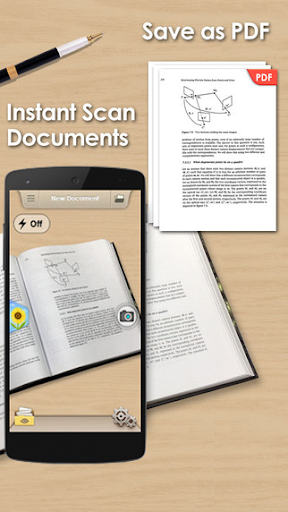 Camera To PDF Scanner 2.1.6 screenshots 1
