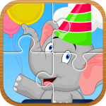 Download 54 Animal Jigsaw Puzzles for Kids 🦀 1.1.5 APK For Android