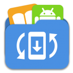 "Download App Backup – Easy and Fast! Support ""SD card""! 4.0.4 APK For Android"