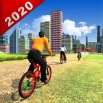 Download BMX BiCycle Rider: cycle Racing Games 2020 1.0 APK For Android