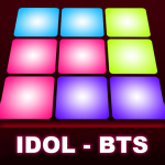 Download BTS Magic Pad – KPOP Tap Dancing Pad Rhythm Games! 4.0.1 APK For Android