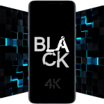 Download Black Wallpapers – 4K Dark & AMOLED Backgrounds 1.0.10 APK For Android