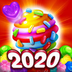 Download Candy Smash – 2020 Match 3 Puzzle Free Game 1.2.4 APK For Android