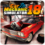 Download Car Mechanic Simulator 18 1.2.4 APK For Android