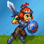 Download Dungeon Winners RPG – Retro Pixel Online Roguelike 1.10035 APK For Android