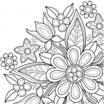 Download Flowers Mandala coloring book 6.9.2 APK For Android