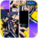 Download Hero Academia Piano Tiles 2.0 APK For Android