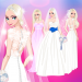 Download ❄ Icy Wedding ❄ Winter frozen Bride dress up game 1.0.0 APK For Android