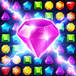 Download Jewels Planet – Free Match 3 & Puzzle Game 1.1.9 APK For Android