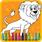 Download Kids Coloring Book : Cute Animals 1.0.1.0 APK For Android