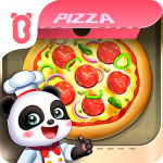 Download Little Panda's Space Kitchen – Kids Cooking 8.40.00.10 APK For Android