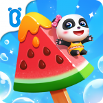Download Little Panda's Summer: Ice Cream Bars 8.40.00.01 APK For Android