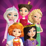 Download Little Tiaras: Magical Tales! Good Games for Girls 1.0.0 APK For Android