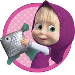 Download Masha and the Bear: Kids Fishing 1.1.7 APK For Android