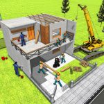 Download Modern Home Design & House Construction Games 3D 1.0.5 APK For Android