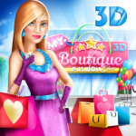 Download My Boutique Fashion Shop Game: Shopping Fever 10.0.2 APK For Android