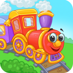 Download Railway: Train for kids 1.1.0 APK For Android