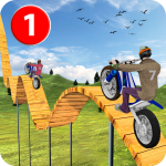 Download Ramp Bike – Impossible Bike Racing & Stunt Games 1.1 APK For Android