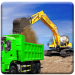 Download Sand Excavator Truck Driving Rescue Simulator game 3.7 APK For Android