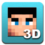 Download Skin Editor 3D for Minecraft 1.7 APK For Android