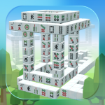 Download Stacker Mahjong 3D  II – Fantasy World 1.0.30 APK For Android