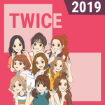 Download TWICE Piano Magic 2019 12 APK For Android