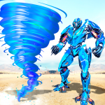 Download Tornado Robot Transforming Games: Robot Wars 1.1.9 APK For Android