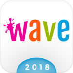 Download Wave Keyboard Background – Animations, Emojis, GIF 1.64.7 APK For Android