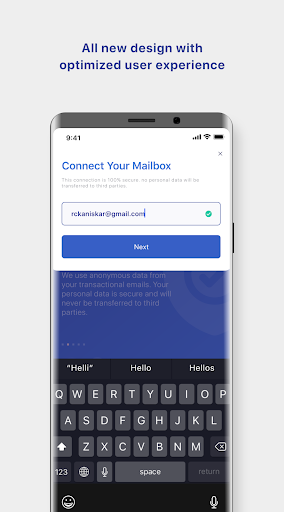 InstaClean – Clean amp secure your inbox 1.9.2 screenshots 1