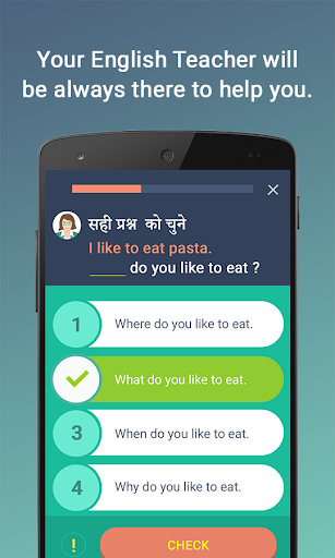 Learn English from Hindi 2.3.4.1 screenshots 2