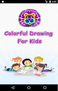 Colorful Drawing For Kids 1.0
