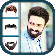Man Hair Mustache Style  PRO : Boy Photo Editor 1.30