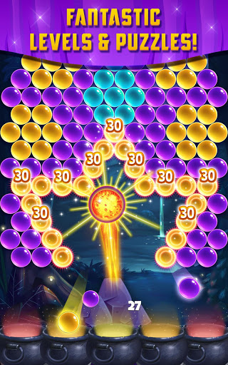 Bubbles Fairy Craft 3.7 screenshots 2