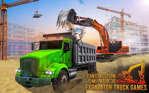 Download Construction Simulator 3D - Excavator Truck Games 1.3 APK For Android