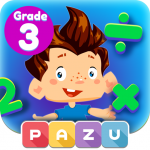Download 3rd Grade Math – Play&Learn 1.05 APK For Android