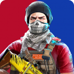 Download Ace of Rage : PVP Offline Gun Shooting Games Free 1.0.8 APK For Android