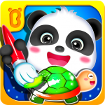 Download Baby Panda's Drawing Book – Painting for Kids 8.40.10.00 APK For Android