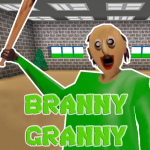 Download Branny Granny: Scary Adventure Horror MOD 2 APK For Android