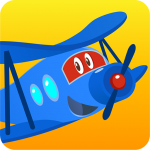 Download Carl Super Jet:  Airplane Rescue Flying Game 1.1 APK For Android