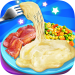 Download Cheesy Potatoes – New Year Trendy Cheesy Food 1.2 APK For Android