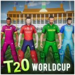 Download Cricket World Cup T20 Australia 2020 Game 1.3 APK For Android